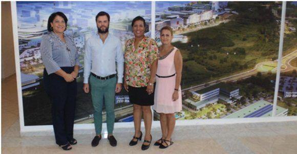 Vidrios Mariel S.A, aprobada como Empresa Mixta en la ZED Mariel