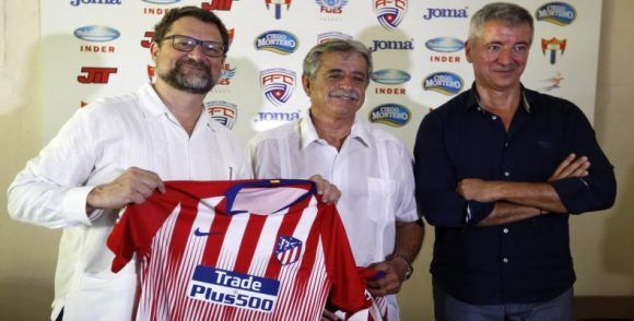 Major Spanish club to start collaboration with Cuban Soccer Association