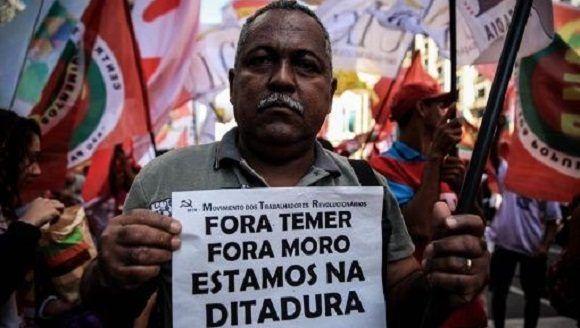 Alertan sobre intervención de la CIA en elecciones en Brasil