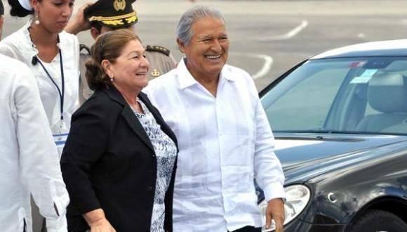 Sánchez Cerén realiza segunda visita a Cuba