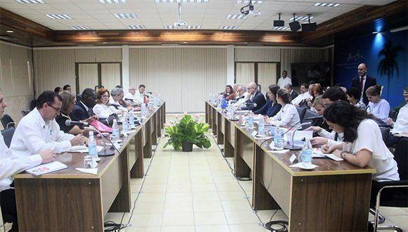 Dialogan Cuba y Unión Europea sobre derechos humanos