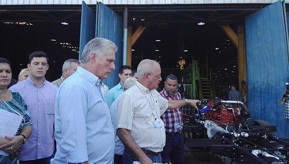 Díaz-Canel visitará de forma inminente a varios de sus aliados estratégicos