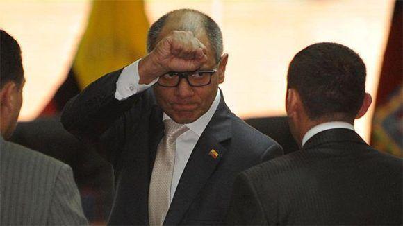 """Exvicepresidente ecuatoriano Jorge Glass se declara en huelga de hambre: """"Este es un grito al mundo"""""""