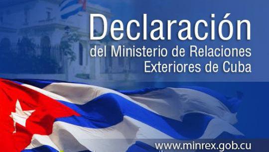 El Departamento de Estado utiliza el visado para afectar relaciones diplomáticas con Cuba