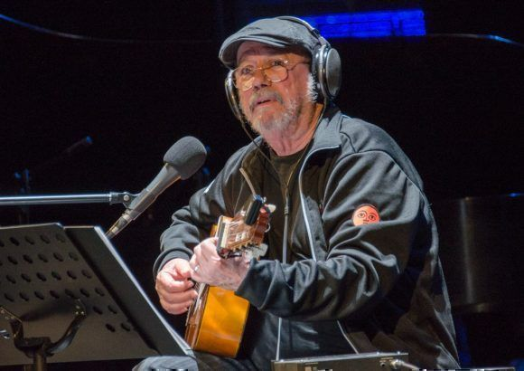Próximo concierto de Silvio Rodríguez en barrio cubano el 16 de noviembre