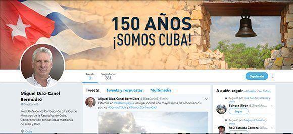 Díaz-Canel denuncia maniobra contra Cuba