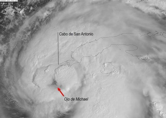Huracán Michael se intensifica a categoría 3 - Salud, Educación y Bienestar - Notas