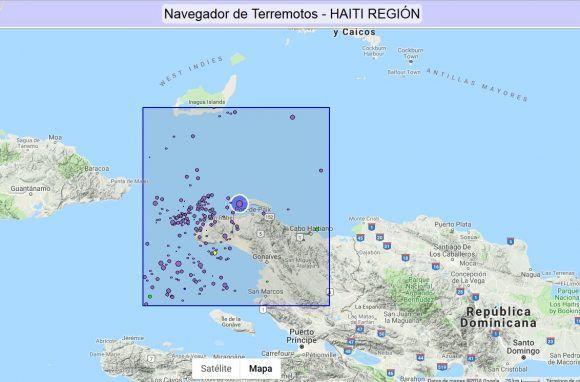Reportan 11 muertos y 135 heridos tras sismo en Haití