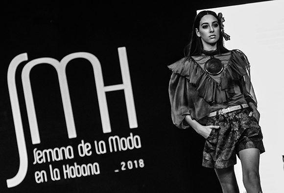 La semana de la moda llegó a La Habana (+ Fotos)