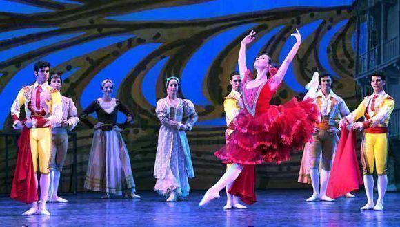 Exitosa gira del Ballet Español de Cuba por China