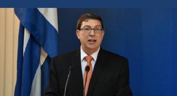 """""""América Latina continúa siendo la región más desigual del planeta"""", afirmó el canciller Bruno Rodríguez en Cumbre Iberoamericana"""