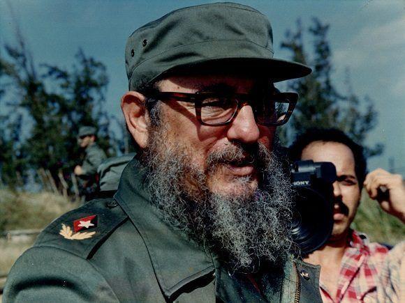 Con Fidel En Camag%C3%BCey Tras Las Huellas Del Hurac%C3%A1n Kate 580x435