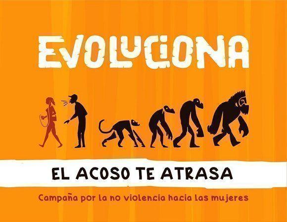 El acoso te atrasa, una campaña cubana por la no violencia contra la mujer (+ Video y PDF)