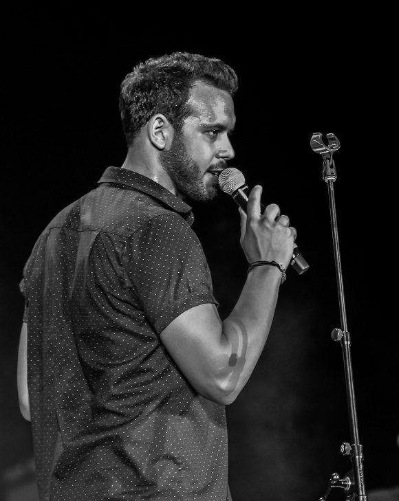 """Luis Franco: """"Quiero que mi música cale en los"""