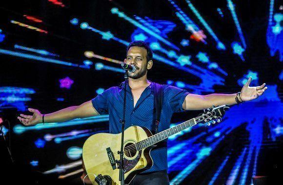 """Luis Franco: """"Quiero que mi música cale en los sentimientos de la gente"""""""