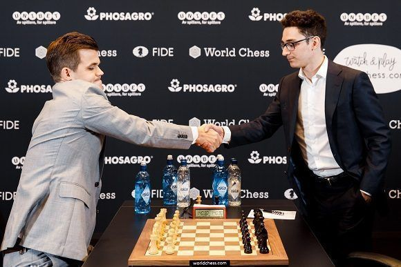 Match del siglo XXI: un vídeo traiciona a Caruana