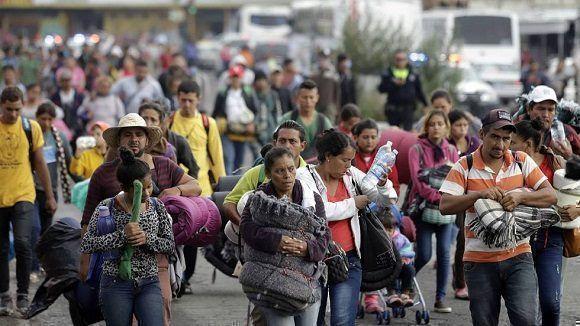 Deportan a migrantes que intentaron cruzar frontera México-Estados Unidos