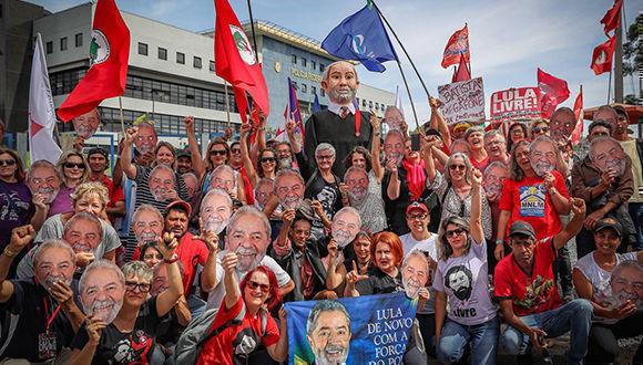 Lula declara ante una nueva jueza — Brasil
