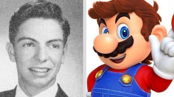 Muere la persona que dio nombre al personaje de Mario