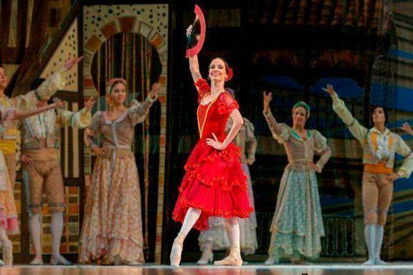 Ballet Nacional de Cuba se roba los aplausos en China