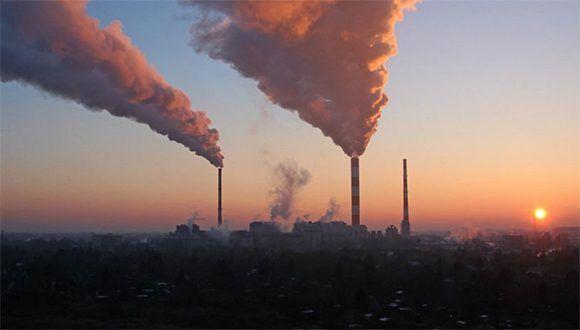 Gases de efecto invernadero alcanzan niveles récord