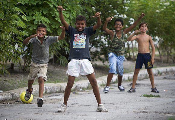 Los derechos deben ser siempre progresivos, ir a más, y ser plasmados de manera pétrea, inquebrantable y de difícil modificación. Son la garantía del futuro. Foto: Irene Pérez/ Cubadebate.
