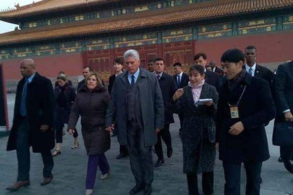 Díaz-Canel se reunirá con el presidente chino Xi Jinping en Pekín