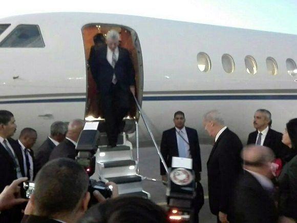 Presidente cubano en México para asistir a asunción de López Obrador