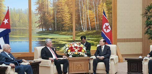 Díaz-Canel: Cuba será siempre fiel a nuestras históricas relaciones de amistad