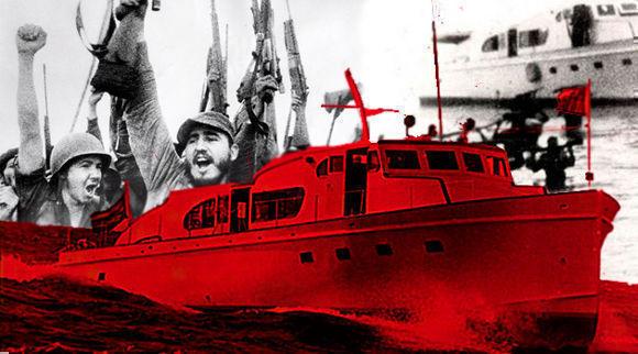 Díaz-Canel rememora desembarco de expedicionarios del yate Granma
