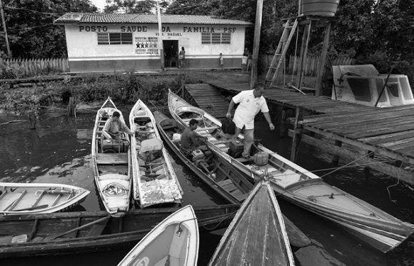 Pequeñas ciudades de Brasil sufren ausencia de médicos cubanos