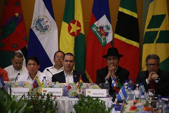 Cancilleres y ministros de países del ALBA se reúnen en Managua