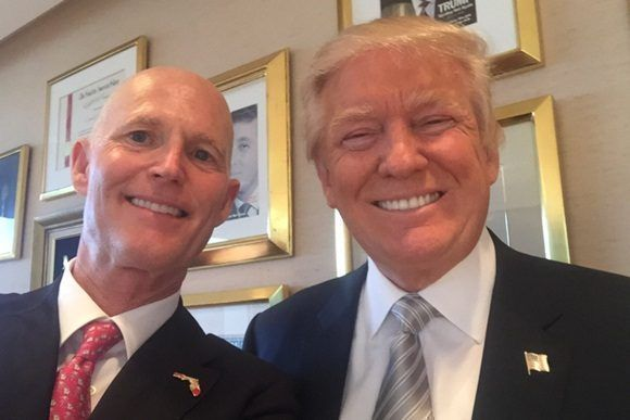 Republicano de Florida mantiene ventaja a Senado de EEUU tras recuento manual
