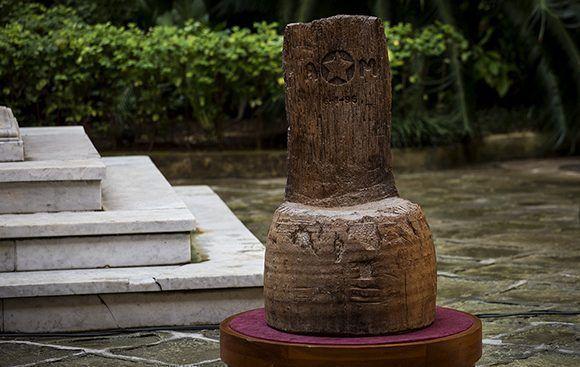 Regresa a Cuba silla que perteneciera a Antonio Maceo