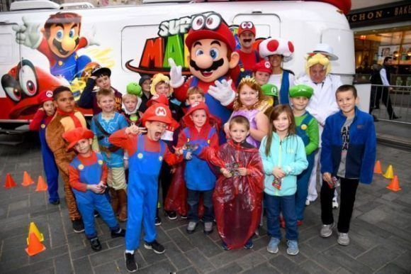 Super Mario es considerado uno de los videojuegos más rentables de la historia