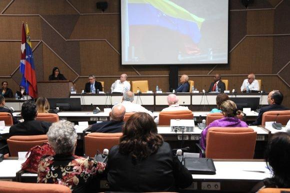 Cuba y Venezuela acuerdan plan de cooperación para 2019