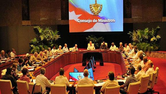 Cubadebate for Clausula suelo consejo de ministros