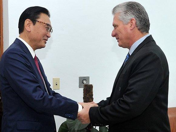 Japón está interesado en el turismo y las energía renovables en Cuba