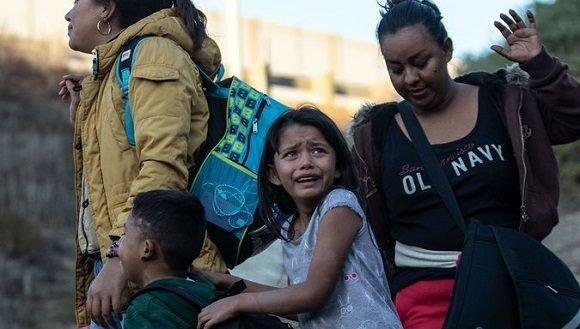 Conmueve a EE UU la muerte de una niña migrante