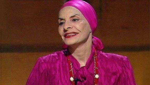 Falleció Alicia Alonso, Prima Ballerina Assoluta del Ballet Nacional de Cuba