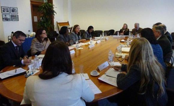 Sesiona en Roma el III Comité Binacional entre Cuba e Italia