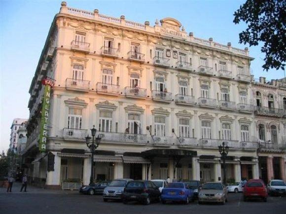 Hotel Inglaterra será integrado en el grupo Marriott International. Hotel-inglaterra-2-580x434