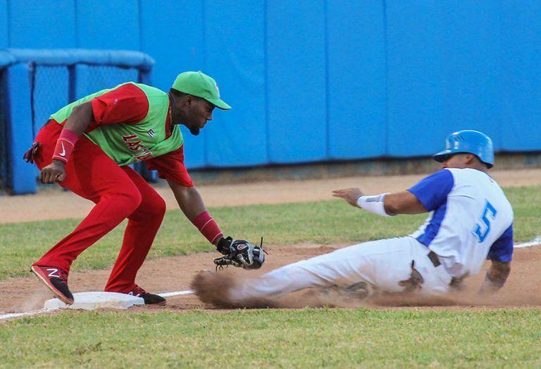 Béisbol cubano: ganan los últimos de la clasificación, pero punteros siguen con ventaja