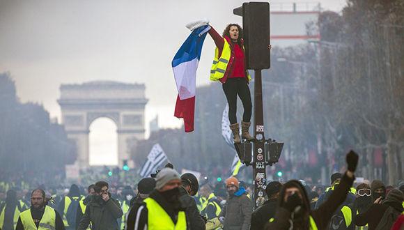 Estado de emergencia en Francia