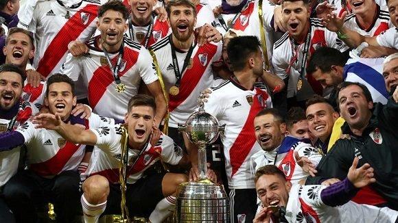 Madrid se blinda ante la final de la Copa Libertadores