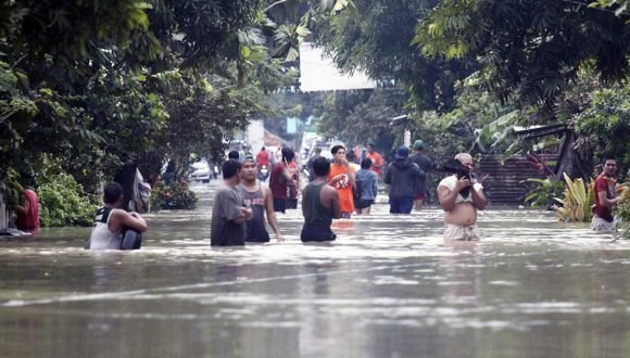 Tormenta tropical Usman deja medio centenar de fallecidos en Filipinas