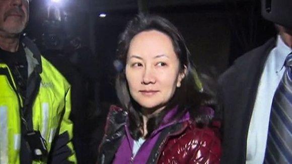Gobiernos del mundo atentos por acciones contra Huawei. Vicepresidenta-financiera-de-huawei-580x326
