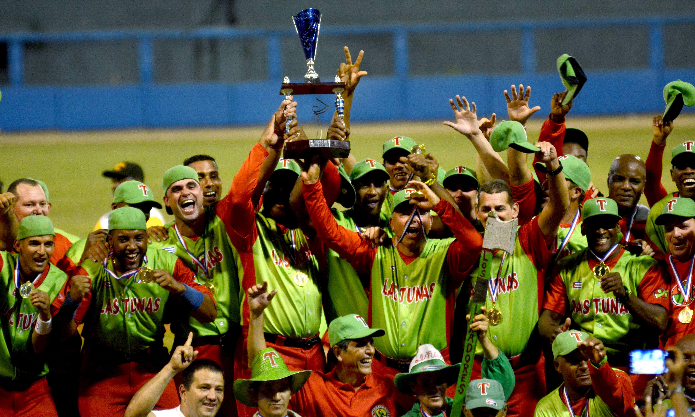 Las Tunas: nuevo campeón del Béisbol cubano