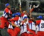 El equipo de Pinar del Río se alzó con el triunfo en la Serie del Caribe de 2015 en San Juan, Puerto Rico.