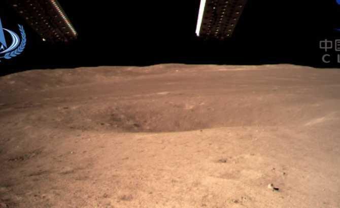 La cara oculta de la Luna muestra sus primeras imágenes